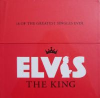 Elvis Presley~Heartbreak Hotel: +'The King' Collector's Vinyl Box